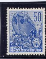 DDR, 1955,  MNH, # 230,  LAUNCHING SHIP - [6] République Démocratique