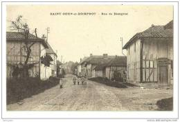 SAINT OUEN ET DOMPROT(51)1918-rue De Domprot - Sonstige Gemeinden