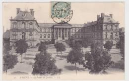 AMIENS EN 1906 - N° 40 -  LE PALAIS DE JUSTICE - Amiens