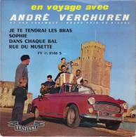 EP 45T A.VERCHUREN - Instrumental