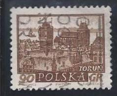 YT Pologne  1960-02 - N° 1058A -  Torun - Non Classés