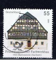 D Deutschland 2011 Mi 2862 Fachwerkhaus - BRD