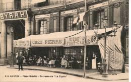 NANTES - PLACE GRASLIN  - TERRASSE DE LA CIGALE - Nantes
