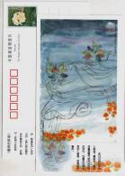 The Elfin Hill,China 2005 Birth Bicentenary Of Denmark Fairy Tales Master Hans Christian Andersen Pre-stamped Card - Fairy Tales, Popular Stories & Legends