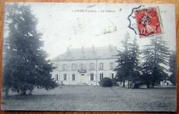 Cpa CHARLY 18 Le Château - Sonstige Gemeinden