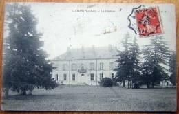 Cpa CHARLY 18 Le Château - Autres Communes