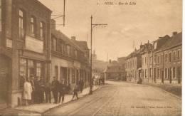 HEM - RUE DE LILLE - Andere Gemeenten