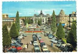 Parking  Automobile   1962  Vichy - Voitures De Tourisme