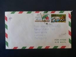 35/249   LETTRE   MEXICO - Briefe