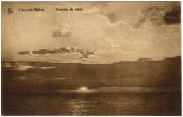 Koksijde, Coxyde Bains, Coucher De Soleil (pk11951) - Koksijde
