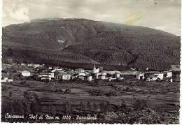 CAVARENO  VAL DI NON - PANORAMA 1956 - Trento