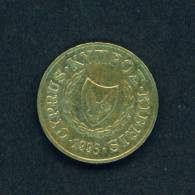 CYPRUS - 1993 2m Circ. - Cyprus