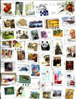 AUSTRALIA LOT202 MIXTURE OF50+ USED STAMPS MOSTLY 2010/2012  ETC.READ DESCRIPTION!! - Lots & Kiloware (mixtures) - Max. 999 Stamps