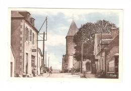 CPA : 03 - Allier ! Château Sur Allier :  Rue Principale - Otros Municipios