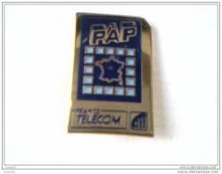 Pin´s - FRANCE TELECOM - P A P - - France Telecom