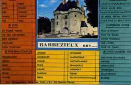BARBEZIEUX     EST... - Francia