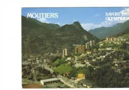 73.-MOUTIERS SAVOIE OLYMPIQUE 1992 Centre International Presse Et Radio-télévision - Moutiers