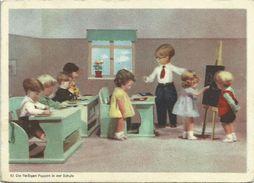 AK Spielzeug Puppenschule Käthe Kruse-Puppen-Serie #2527 - Jeux Et Jouets