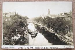 Amsterdam, Kloveniers Burgwal (Chocolat Tobler) - Amsterdam