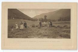 Cpa  Bon Etat ,     Le Baiser D'erbersch , Souvenir D'alsace 1915 - Francia