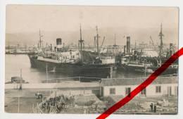 PostCard - Messina - Original Foto - Il Porto - 1929 - Messina