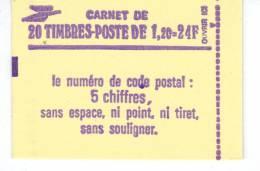 FRANCE Carnet SABINE Y.T. 2101c1b Neuf** - Carnets
