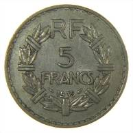 FRANCIA FRANCE 5 FRANCS 1935 NI - Francia