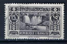 1945 - LIBANO - LEBANON - Scott Nr. 177 - Mi 292 - Used - (S02052013.....) - Liban