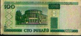 BIELORUSSIE - 100 Roubles 2000 - Billets