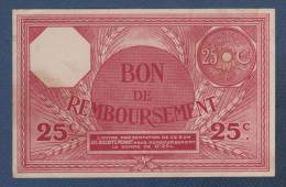 BON DE REMBOURSEMENT DE 25c BISCUITS PERNOT - Pernot