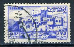 1947 - LIBANO - LEBANON - Scott Nr.  207 - Mi 358 - Used - (S02052013.....) - Libano