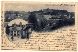 Oulchy Le Château - Vue Générale , Mairie - 02 - - France