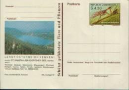 1991 ST. KANZIAN AM KLOPEINER SEE - Ganzsachen