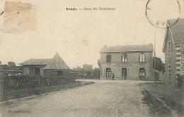 Ernée Gare Du Tramway Cl Isoré Crestey - Ernee