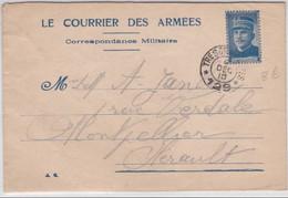 """1915 - LETTRE ENVELOPPE  FM TYPE """"JOFFRE""""  - - Marcophilie (Lettres)"""
