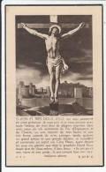 Décès  Bernadette CHASPIERRE (Georges Picard) Hatrival 1899 Louvain Leuven 1956 - Images Religieuses