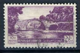 1951 - LIBANO - LEBANON - Scott Nr.  252  - Mi 453 - Used - (S02052013.....) - Liban