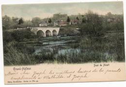 24375  -  Grand-Halleux    Pont   De Hourt  Série  20  N°  44  Couleur - Vielsalm