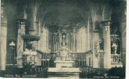 Lontzen - Inneres Der Kirche ( Voir Verso ) - Lontzen