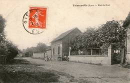 THIERCEVILLE - Rue Du Gué - 1912 - - France