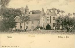 Wiers - Château Du Biez -1910 - Série Nels  ( Voir Verso ) - Péruwelz
