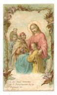 """IMAGE PIEUSE Turgis  : """" Oeuvre De La Sainte Enfance  ..  """" - Images Religieuses"""