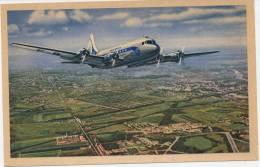 AVIATION - Avion DOUGLAS D C 4 En Service Sur Les Lignes Long-courriers AIR FRANCE - 1946-....: Moderne