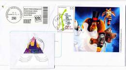 Österr.,  Schöner Brief Und Briefstück Siehe Scan - 2011-... Cartas