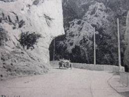 1909 CPA: Sainte-Anne D'evenos (Var)pour Les Gorges-la Roche Taillée - Other Municipalities