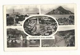 Cp, 22, Pléneuf - Le Val André, Multi-Vues, Voyagée 1960 - Pléneuf-Val-André