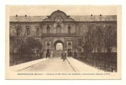 Cp, 34, Montpellier, Caserne Du 28è Génie (La Citadelle), NOuvellement Caserne Joffre, Voyagée 1903 - Montpellier