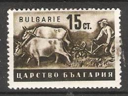 Bulgaria 1940  Agriculture  (**) MNH  Mi.415 - Unused Stamps