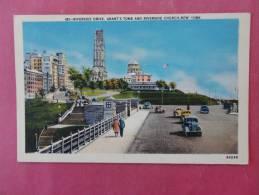 Riverside Drive   TNew York > New York City  Not Mailed --ref 938- - New York City
