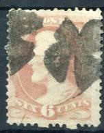 US 1882 Re-engraved - Sc.208 Used (VF) - 1847-99 Unionsausgaben